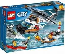 LEGO City Helikopter ratunkowy do zadań specjalnych 60166