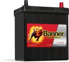 Banner POWER BULL P4026 12V 40 Ah 330 A P+