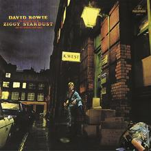 The Rise And Fall Of Ziggy Stardust And The Spiders From Mars Winyl) David Bowie