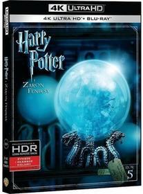 HARRY POTTER I ZAKON FENIKSA 2BD 4K) Płyta BluRay)