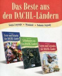 Wydawnictwo Szkolne PWN Das Beste aus den DACHL-Lander - Halina Wachowska