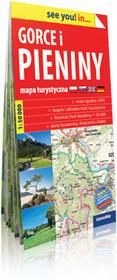 ExpressMap praca zbiorowa see you! in Gorce i Pieniny. Papierowa mapa turystyczna 1:50 000