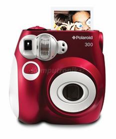 PolaroidPIC300 czerwony