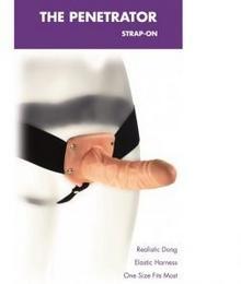 Kinx Strap On The Penetrator 16.5cm