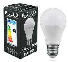 Polux Żarówki LED E27 810lm 6400K 9 W 5901508306456