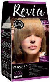 Verona Revia Farba do włosów Złocisty Blond nr 03