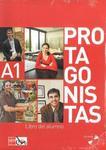 Protagonistas A1 podręcznik + ćwiczenia + CD - Nowela