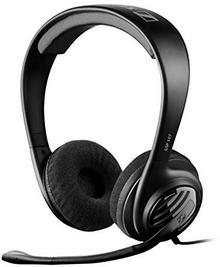 Sennheiser 507200Gaming dwustronne słuchawki GSP 107łącznie z PCV 05czarne 507200