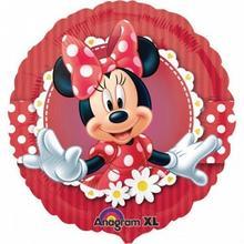 AMSCAN Balon foliowy standard XL - Myszka Minnie 2481301