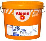 Alpina Tynk akrylowy Expert B15 biały 25 kg