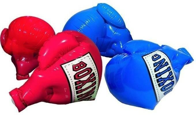 Banzai mega rękawice bokserskie