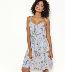Camaeu Sukienka w kwiaty na cienkich ramiączkach 512852_4470