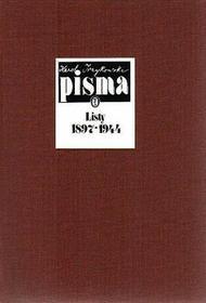 Listy 1897-1944 - Karol Irzykowski