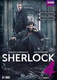 BEST FILM Sherlock seria 4 3DVD Płyta DVD)