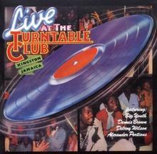 Live At The Turntable Club Kingston Jamaica Różni Wykonawcy Płyta CD)