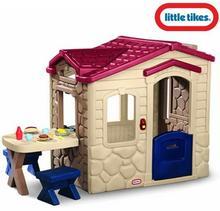 Little Tikes ogrodowy Domek Piknikowy z Patio z magicznym dzwonkiem + Szybkowar GRATIS! 170621_KFB