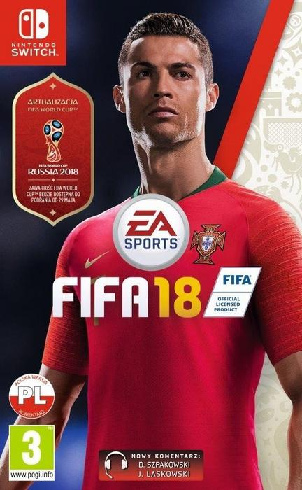 FIFA 18 NSWITCH