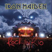 Warner Music Rock In Rio Winyl) Iron Maiden