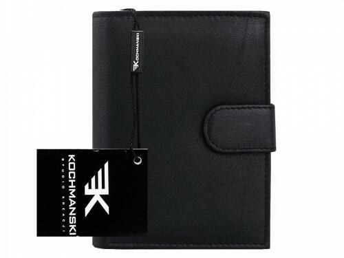 c48ddee18ffbd Kochmanski Studio Kreacji Skórzany portfel męski 1062 - Ceny i ...