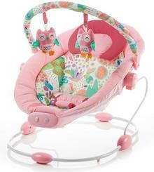 Baby Mix Leżaczek dla Dzieci BR245-pink BR245-PINK