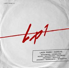 LP1 CD) Lady Pank