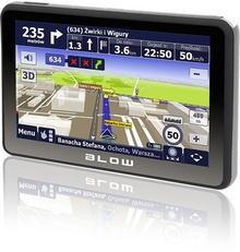Blow GPS590 SIROCCO 8GB EUROPA RPBLO0ZM590EURO