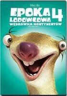 Epoka lodowcowa 4 Wędrówka kontynentów DVD