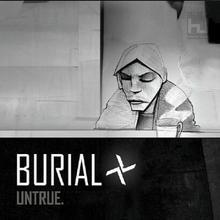 Untrue - Burial (Płyta winylowa) -