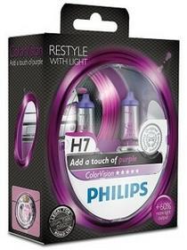 Philips H7 12V 55W PX26d ColorVision Purple