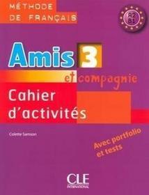 Colette Samson Amis et compagnie 3 ćwiczenia + CD CLE