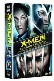 20th Century Fox X-men: Pierwsza klasa / Wolverine