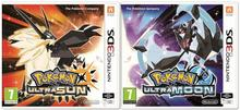 Pokémon Ultra Sun Ultra Moon Dual Pack