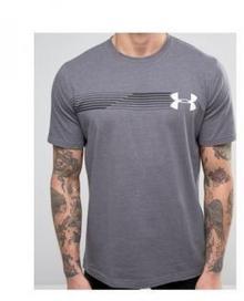 Under Armour T-shirt Under Armour UA FAST LEFT CHEST T rozm L szary 1271719-090-L grey