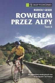 Sklep Podróżnika Rowerem przez Alpy tom II