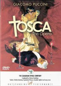 Puccini Tosca ) DVD)