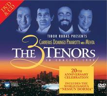 Jose Carreras; Luciano Pavarotti; Placido Domingo 3 Tenors La Concert Digipack)