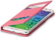 TTEC FlipCase Smart Slim Etui Samsung Galaxy S5 Mini różowe 2KLYK21P)