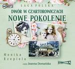 StoryBox.pl Dwór w Czartorowiczach Nowe pokolenie Audiobook Monika Rzepiela
