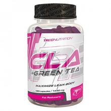 Trec Nutrition CLA + Green Tea 180kap