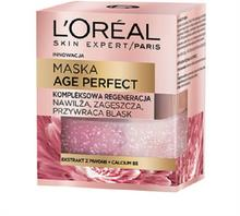 L'Oreal Paris L'Oreal Paris Age Perfect złoty wiek maska 50ml 44712-uniw