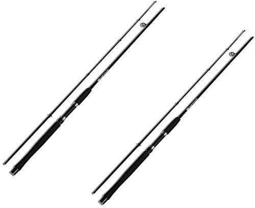 NGT Wędka  Stalker Rod 8ft/2PC Black 1+ 1Free, czarna, XL FR-F-STALKER