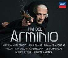 Handel Arminio CD) Max Emanuel Cencic
