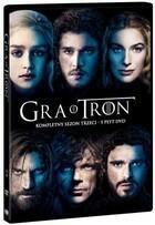 Gra o tron Sezon 3 DVD