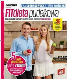 Ewa Chodakowska ;Tomek Woźniak be active. FITdieta pudełkowa / wysyłka w 24h