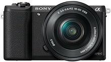 Sony ILCE-5100LB + 16-50 kit czarny