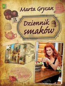 Burda książki Dziennik smaków - Marta Grycan