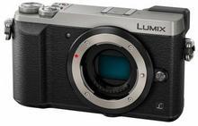 Panasonic Lumix DMC-GX80 + 14-42 srebrny