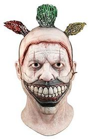 American Horror Story Adult Costume Face Mask Twisty The Clown Economy Mask MARXFOX101
