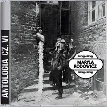Maryla Rodowicz Sing-sing CD