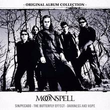 Original Album Collection Limited Edition) CD) Moonspell